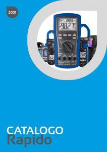 Asita strumenti di misura, Catalogo Rapido 2021