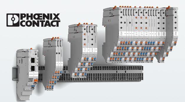 CAPAROC protezione elettronica Phoenix Contact, blog ACS